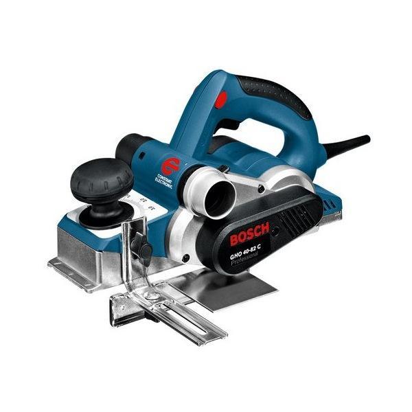 Bosch GHO 40-82 C Professional Nero, Blu, Argento 14000 Giri/min 850 W
