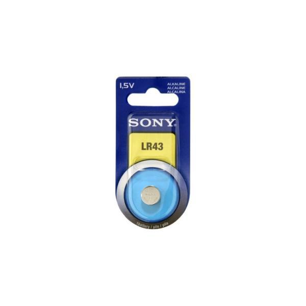 SONY - RME ENERGY ALKALINE COIN BATTERY 1.5V/95MAH/1PCS