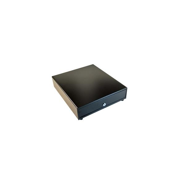 APG Cash Drawer VP320-BL1416-B4 Acciaio inossidabile Nero cash tray 5711045255182 VP320-BL1416-B4 10_1R80038