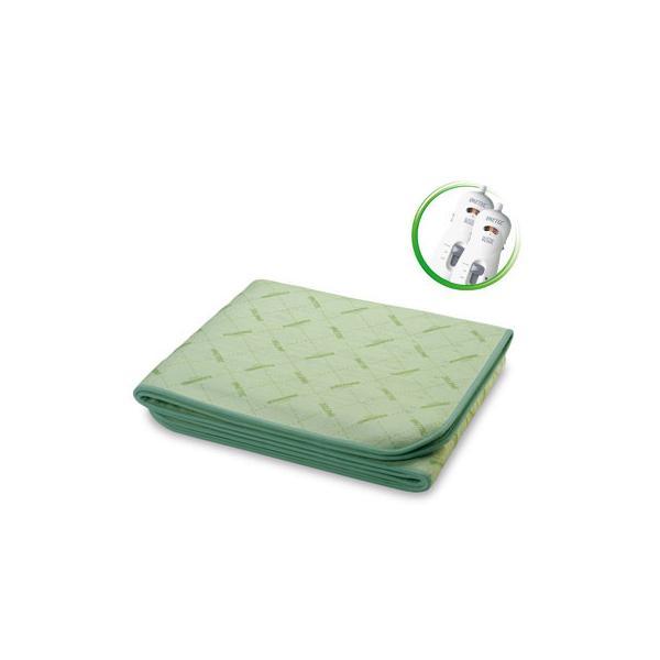 Imetec 6998 Riscaldaletto elettrico 150W Polietilene tereftalato (PET) Verde coperta/cuscino elettrico 8007403069988 6998 TP2_6998