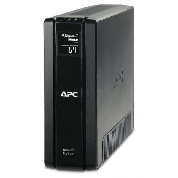 APC APC Back-UPS Pro gruppo di continuità (UPS) A linea interattiva 1500 VA 865 W