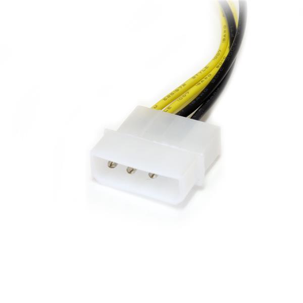 Startech ADATTATORE LP4 A PCIE 8 PIN