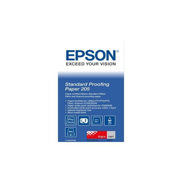 Epson Standard Proofing Paper, in rotoli da 60, 96cm (24'') x 50m. 8715946364735 C13S045008 TP2_C13S045008