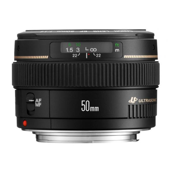 Canon EF 50mm f/1.4 USM SLR Nero 4960999213019 2515A012 08_2515A012