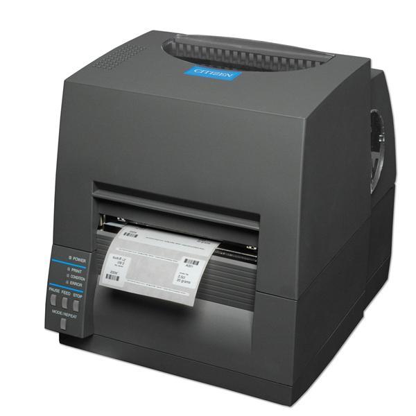 Citizen CL-S631 Termica diretta/Trasferimento termico 300 x 300DPI stampante per etichette (CD) 4250468456345 1000819 10_3F60041