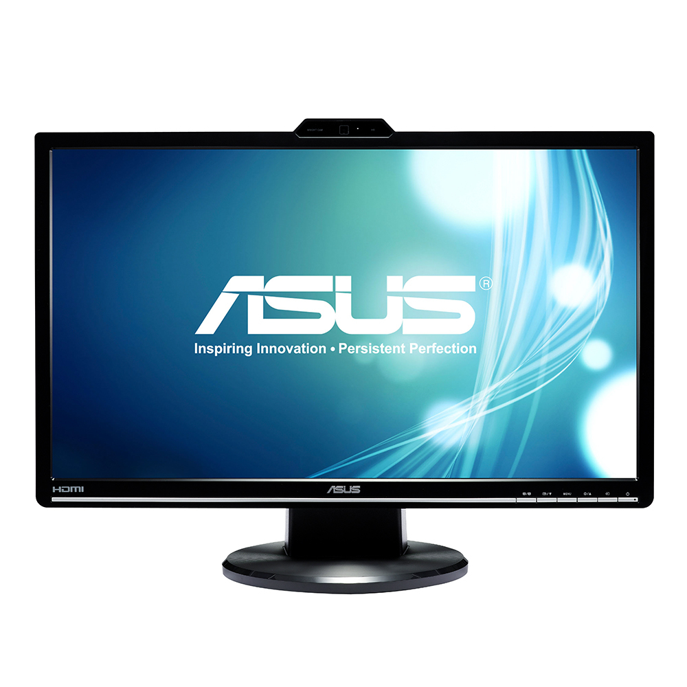 ASUSTEK - DISPLAYS 24IN VK248H LED 2MS MM 250 CD/M2 1.0001 DVI BLACK IN    IN