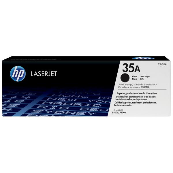 BLACK PRINT CARTRIDGE P1005-P1
