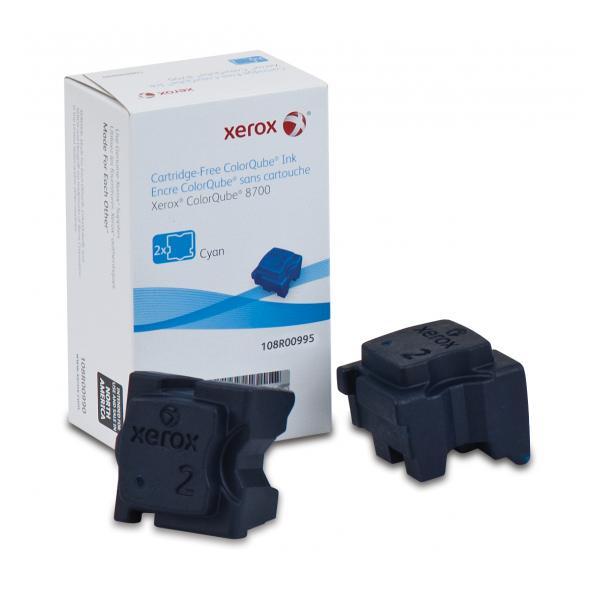 Xerox 108R00995 Ciano 4200pagine 2pezzo(i) cartuccia stick 0095205856194 108R00995 10_990E991