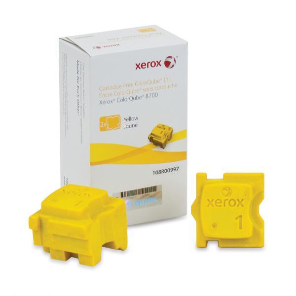 Xerox 108R00997 Giallo 4200pagine 2pezzo(i) cartuccia stick 0095205856217 108R00997 10_990E990
