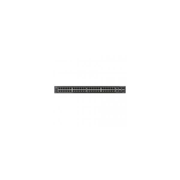 Cisco SF500-48P-K9-G5 Gestito L2 Supporto Power over Ethernet (PoE) 1U Nero switch di rete 0882658424779 SF500-48P-K9-G5 10_677Q669 0882658424779 SF500-48P-K9-G5