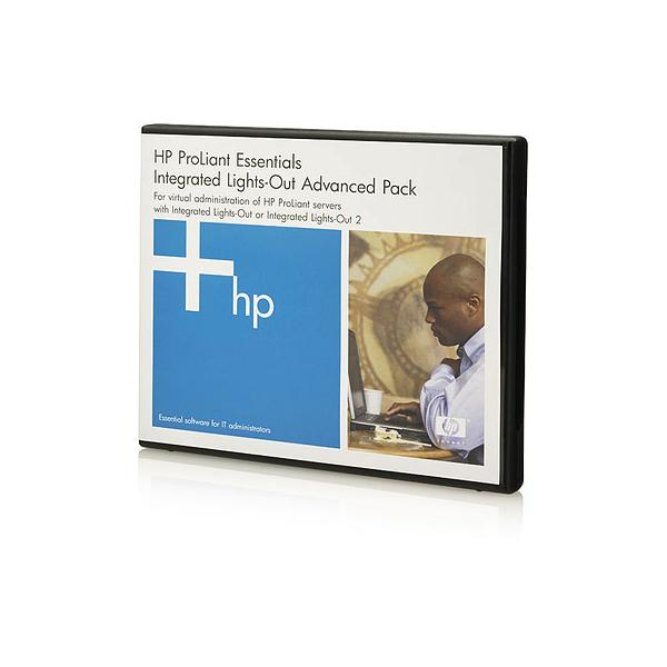 Hewlett Packard Enterprise iLO Advanced 1 Server License with 3yr 24x7 Tech Support and Updates 0886112728267 BD505A 10_94365FE