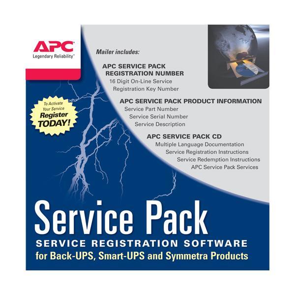 APC Service Pack 1 Year Extended Warranty 0731304259251 WBEXTWAR1YR-SP-07 TP2_WBEXTWAR1YRSP07