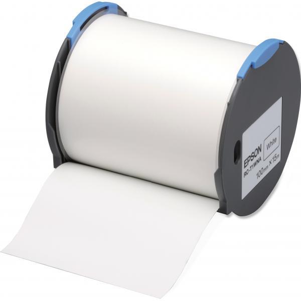 Epson Nastro etichette (base bianca) 100mm 8715946514406 C53S633001 10_235F242