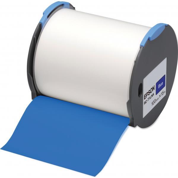 Epson Nastro etichette (base blu) 100mm 8715946515144 C53S633005 10_235F255