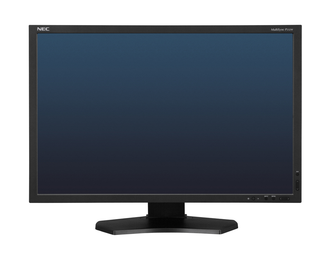 NEC DISPLAY SOLUTIONS 23IN IPS LED 1920X1080 16:9 P232W HDMI DVI DP H/ADJ SWIV     IN