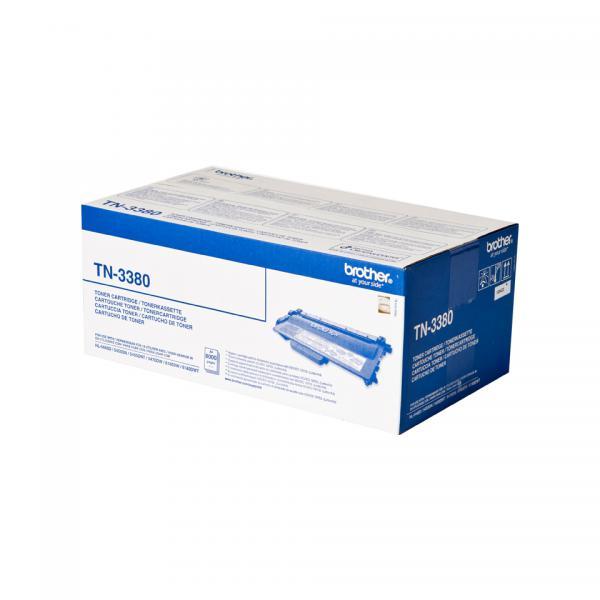 Brother TN-3380 Toner laser 8000pagine Nero cartuccia toner e laser 4977766708906 TN3380 10_5834473