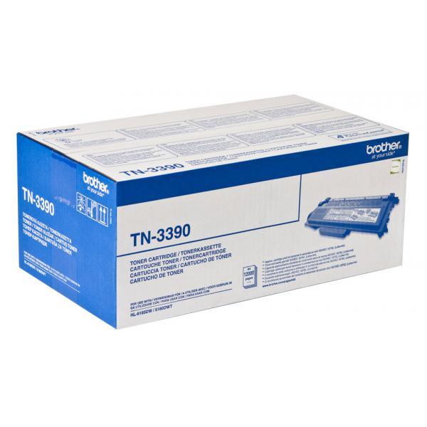 Brother TN-3390 Toner laser 12000pagine Nero cartuccia toner e laser 4977766708920 TN3390 10_5834484