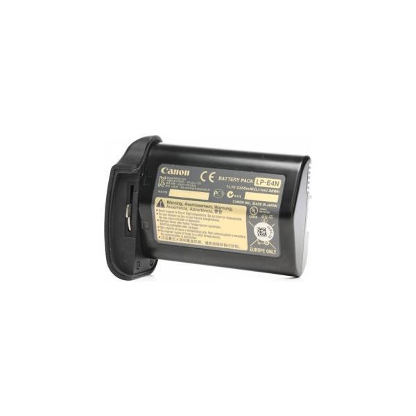 Canon LP-E4N camera/camcorder battery Ioni di Litio 2450 mAh
