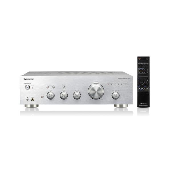 Pioneer A-20-S 2.0 Casa Cablato Argento amplificatore audio 4988028160509 A-20-S TP2_A-20-S