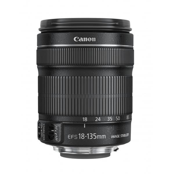 Canon EF-S 18-135mm f/3.5-5.6 IS STM SLR Standard lens Nero 4960999841113 6097B005 08_6097B005