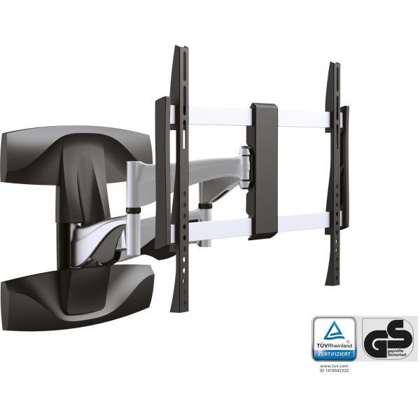 InLine Staffa da parete ruotabile per supporto monitor TFT, LCD,LED, PLASMA da 32
