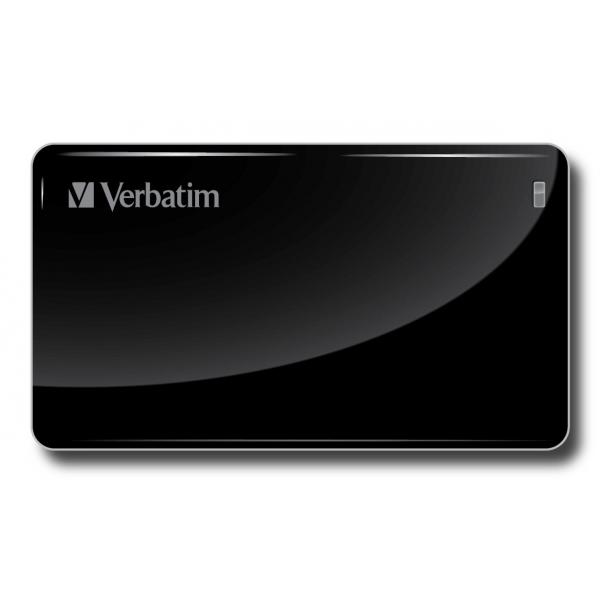 Verbatim SSD - 256 GB USB Type-A 3.0 (3.1 Gen 1) 256GB Nero 0023942476238 47623 TP2_47623