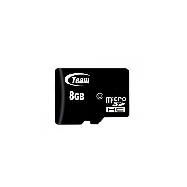 Team Group microSDHC 8GB memoria flash Classe 10