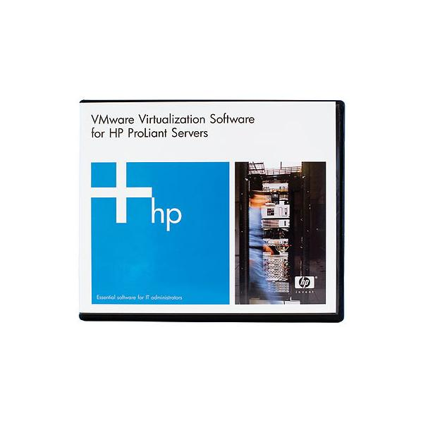 Hewlett Packard Enterprise VMware vSphere Essentials 1yr Software software di virtualizzazione 4948382941749 BD706A 10_9436QVX