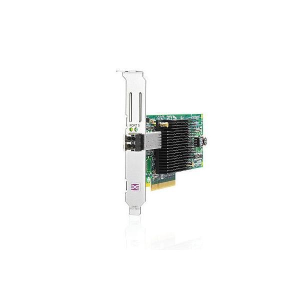 Hewlett Packard Enterprise PCIe/1 x Fibre Channel Interno scheda di interfaccia e adattatore 4948382937858 AJ762B 08_AJ762B