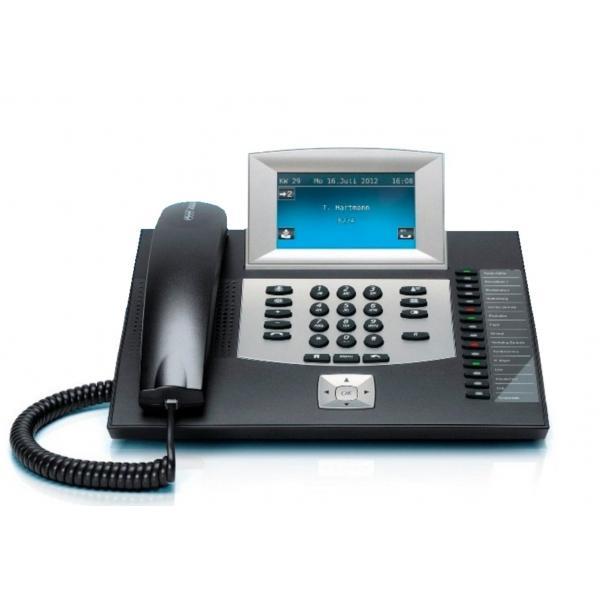 Auerswald COMfortel 2600 Telefono analogico Nero Identificatore di chiamata