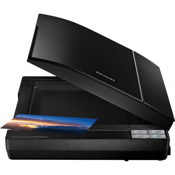 Epson V370 Scanner piano 4800 ? 4800DPI A4 Nero 8715946522371 B11B207312 14_B11B207312