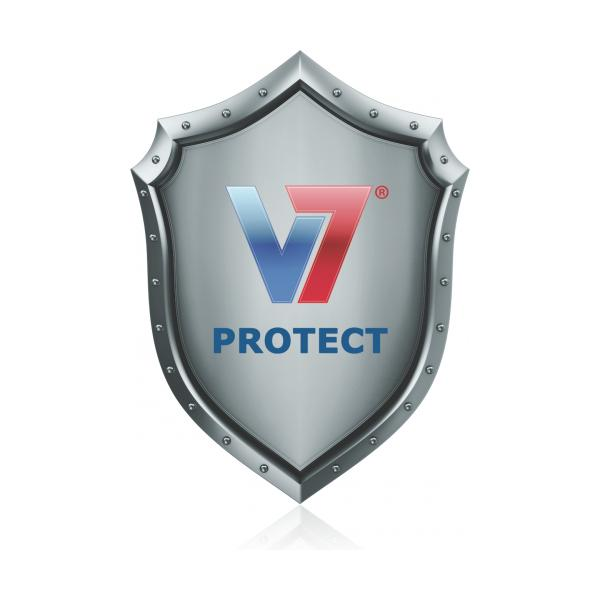 V7 1 Anno Estensione di garanzia valore del prodotto fino a EUR 1200 / £ 10 4038489028068 V7-WE1200Y1-EU 10_J152172