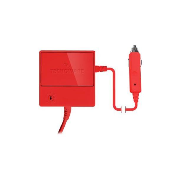 Tecnoware FAU16459 auto 90W Rosso adattatore e invertitore 8026475164599 FAU16459 14_FAU16459