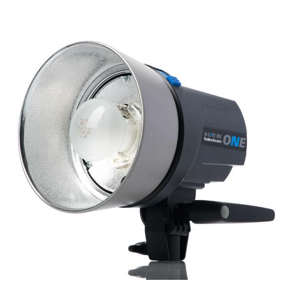 Elinchrom D-Lite RX ONE Nero unità di flash per studio fotografico