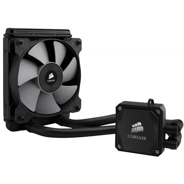 Corsair H60 Processore raffredamento dell'acqua e freon 0843591025096 CW-9060007-WW 04_90492487