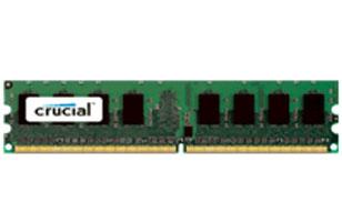 DDR3 4GB PC 1600 Crucial CT51264BD160BJ retail 1,35V