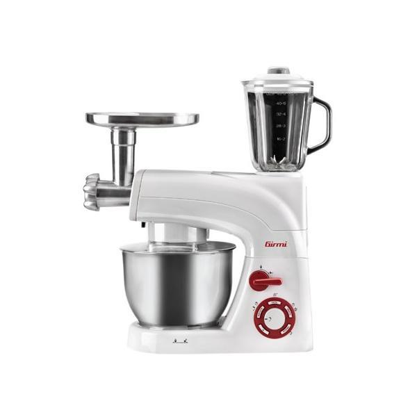 Girmi IM30 1200W 5.5L Bianco robot da cucina 8058150118665 IM30 TP2_IM30