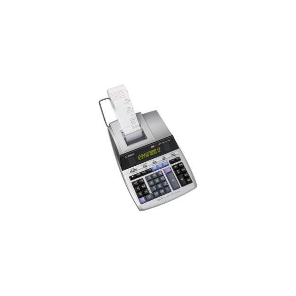 Canon MP1211-LTSC Scrivania Calcolatrice con stampa Argento 4960999538471 2496B001 10_242M134