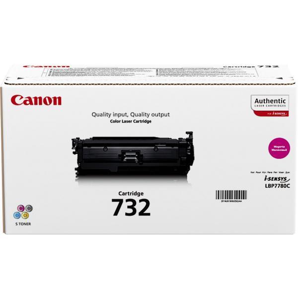 Canon 732M Cartuccia 6400pagine Magenta 4960999909097 6261B002 TP2_6261B002