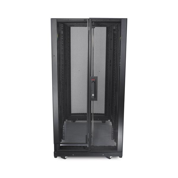 APC NetShelter SX 24U 600mm x 1070mm Deep Enclosure Freestanding rack Nero rack 0731304261889 AR3104 03_AR3104