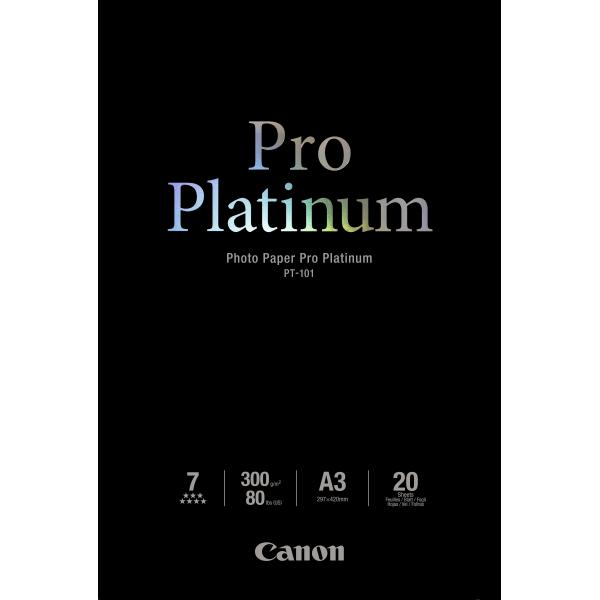 Canon PT-101 carta fotografica
