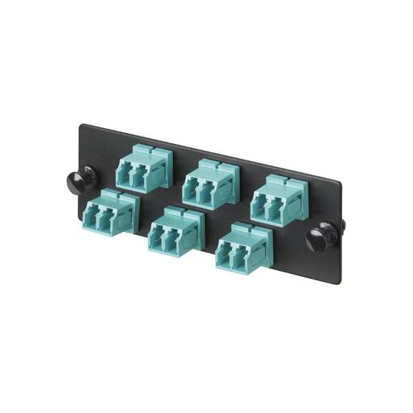 Panduit FAP6WBUDLCZ LC 1pezzo(i) Blu adattatore di fibra ottica  FAP6WBUDLCZ 03_FAP6WBUDLCZ