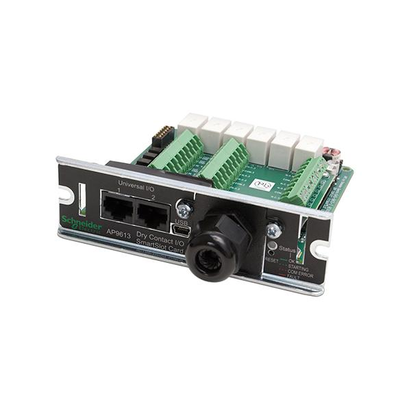 APC AP9613 modulo I/O digitale e analogico Canale di relè