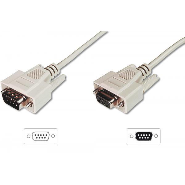 ASSMANN Electronic AK-610203-020-E 2m VGA (D-Sub) VGA (D-Sub) Beige cavo VGA 4016032301462 AK-610203-020-E 10_5093537