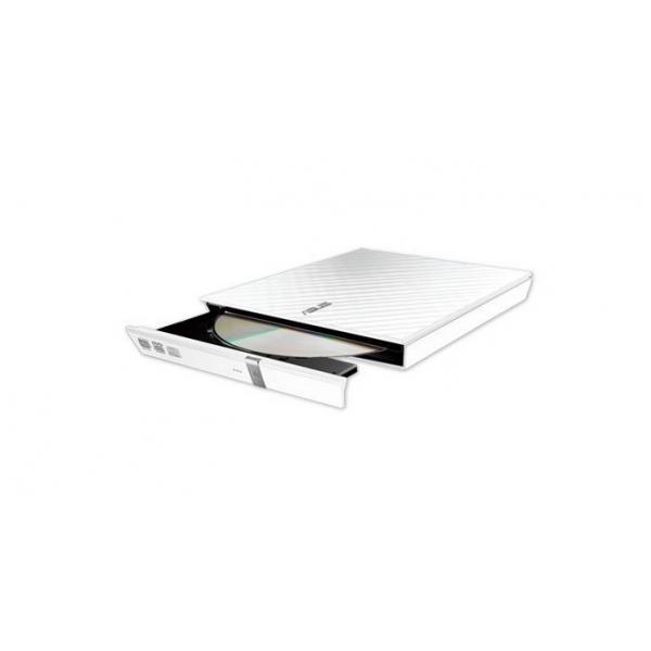 ASUS SDRW-08D2S-U Lite DVD±R/RW Bianco lettore di disco ottico 4716659385080 90-DQ0436-UA221KZ 10_B99K233