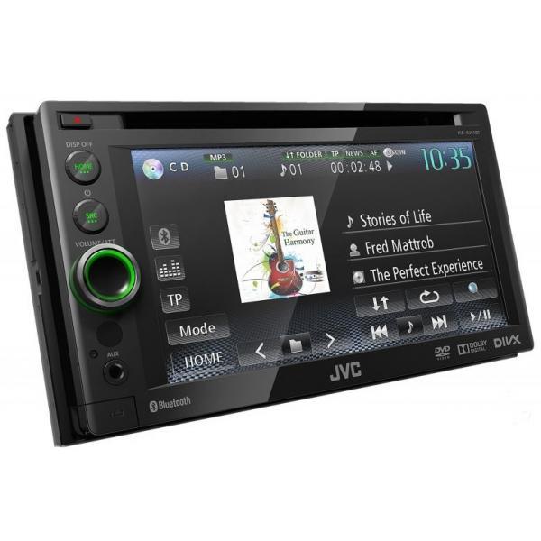 JVC KW-AV61BTE Bluetooth Nero autoradio 4975769404399 KW-AV61BTE 08_KW-AV61BTE