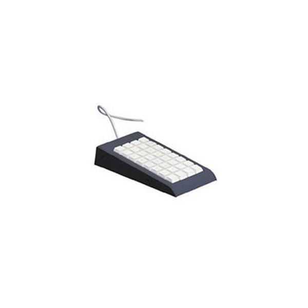 Epson 7106589 USB Grigio tastiera  7106589 03_7106589