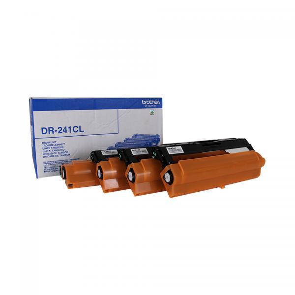 Brother DR-241CL 15000pagine Nero, Ciano, Giallo tamburo per stampante 4977766718523 DR241CL 10_5834882