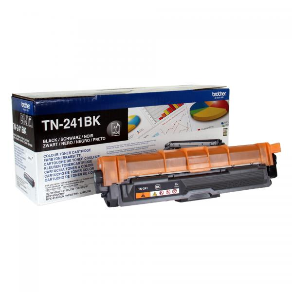 Brother TN-241BK Toner laser 2500pagine Nero cartuccia toner e laser 4977766718387 TN-241BK 14_TN241BK