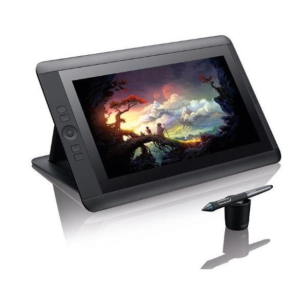 Wacom Cintiq 13HD 5080lpi (linee per pollice) 299 x 171mm USB Nero, Grigio tavoletta grafica 4949268617819 DTK-1300-3 08_DTK-1300-3